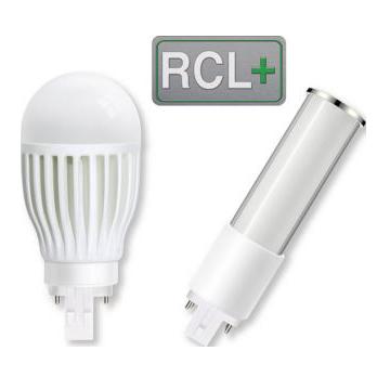 High-bay LED light bulb for warehouse lighting
